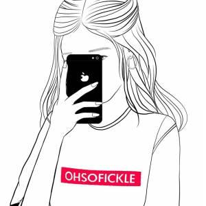 Ohsofickle
